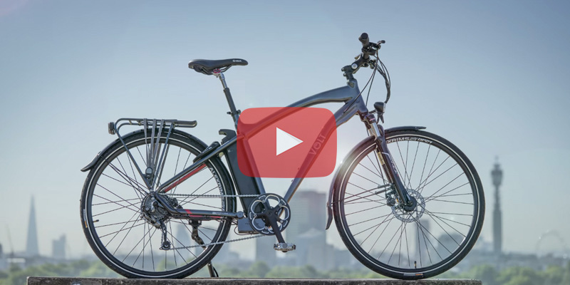 VOLT™ Pulse e-bike with Spintech™ technology